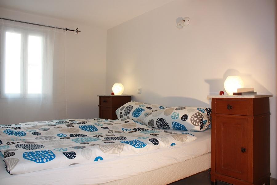 Das Schlafzimmer – Urlaub in Thuir